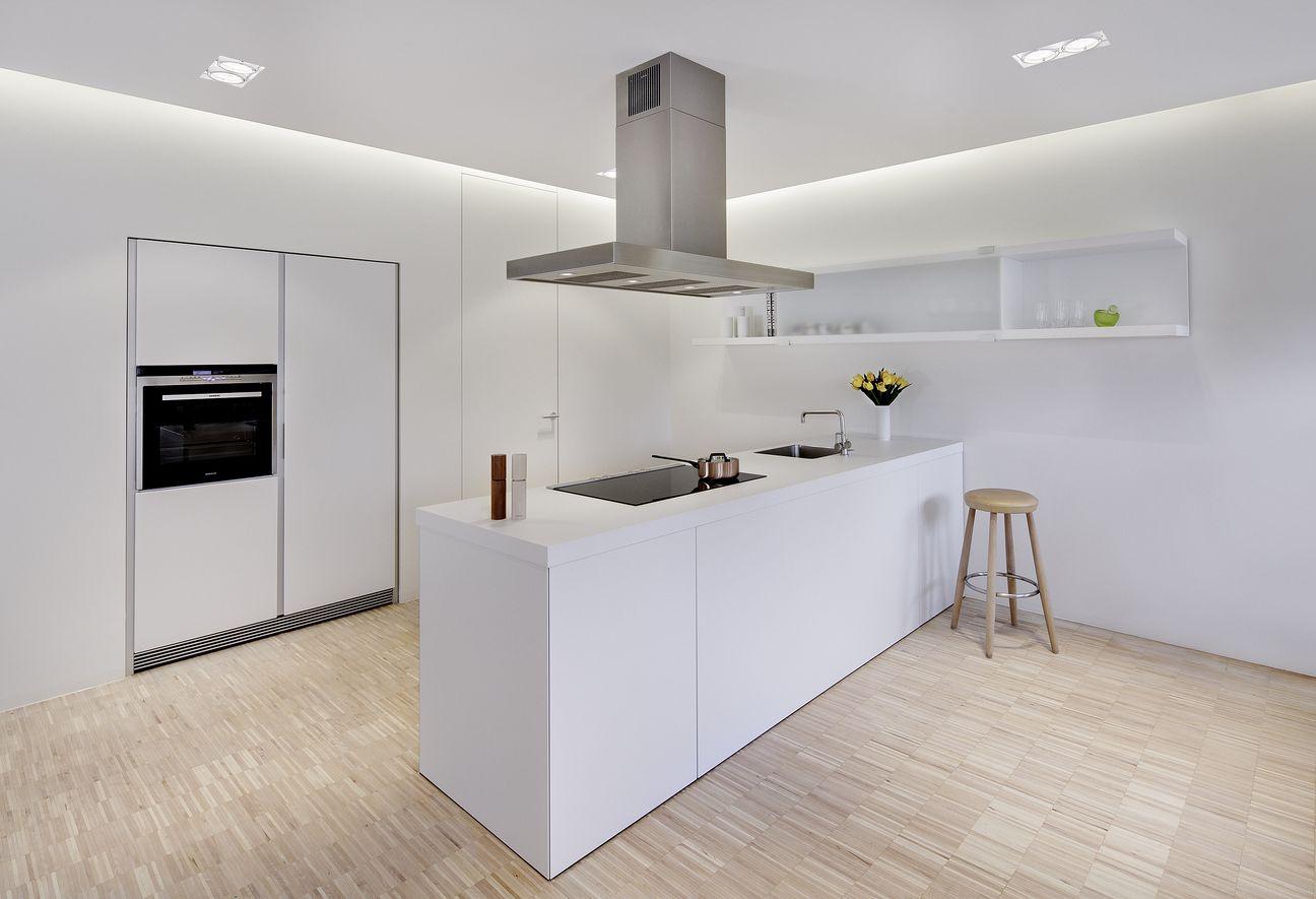 Projekt li weiden architekturburo volker schwab for Küchenstudio weiden