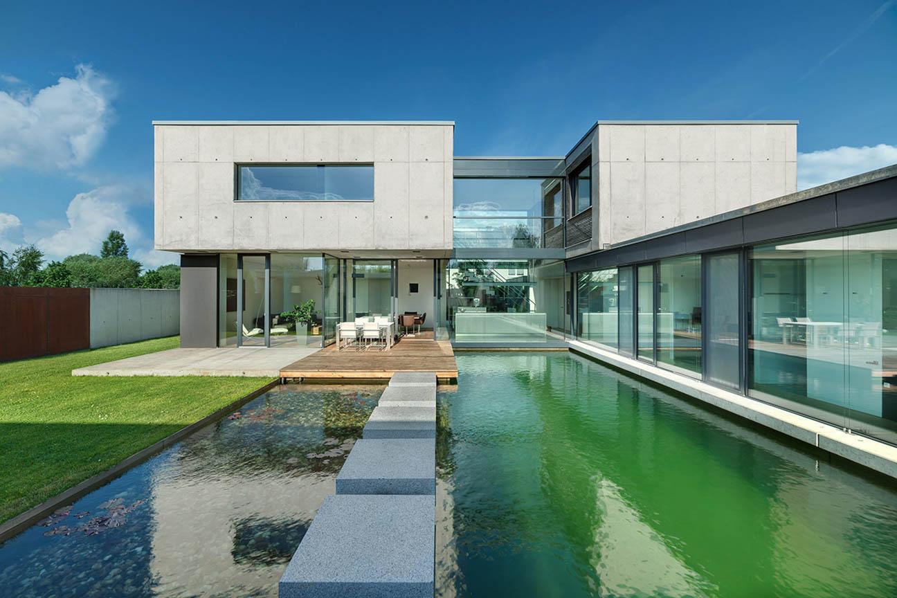 Projekt le pegnitz architekturb ro volker schwab architekt in vohenstrau - Sauna architektur ...